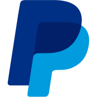 PayPal logo aboveart